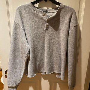BRANDY MELVILLE Allie Fleece Sweater